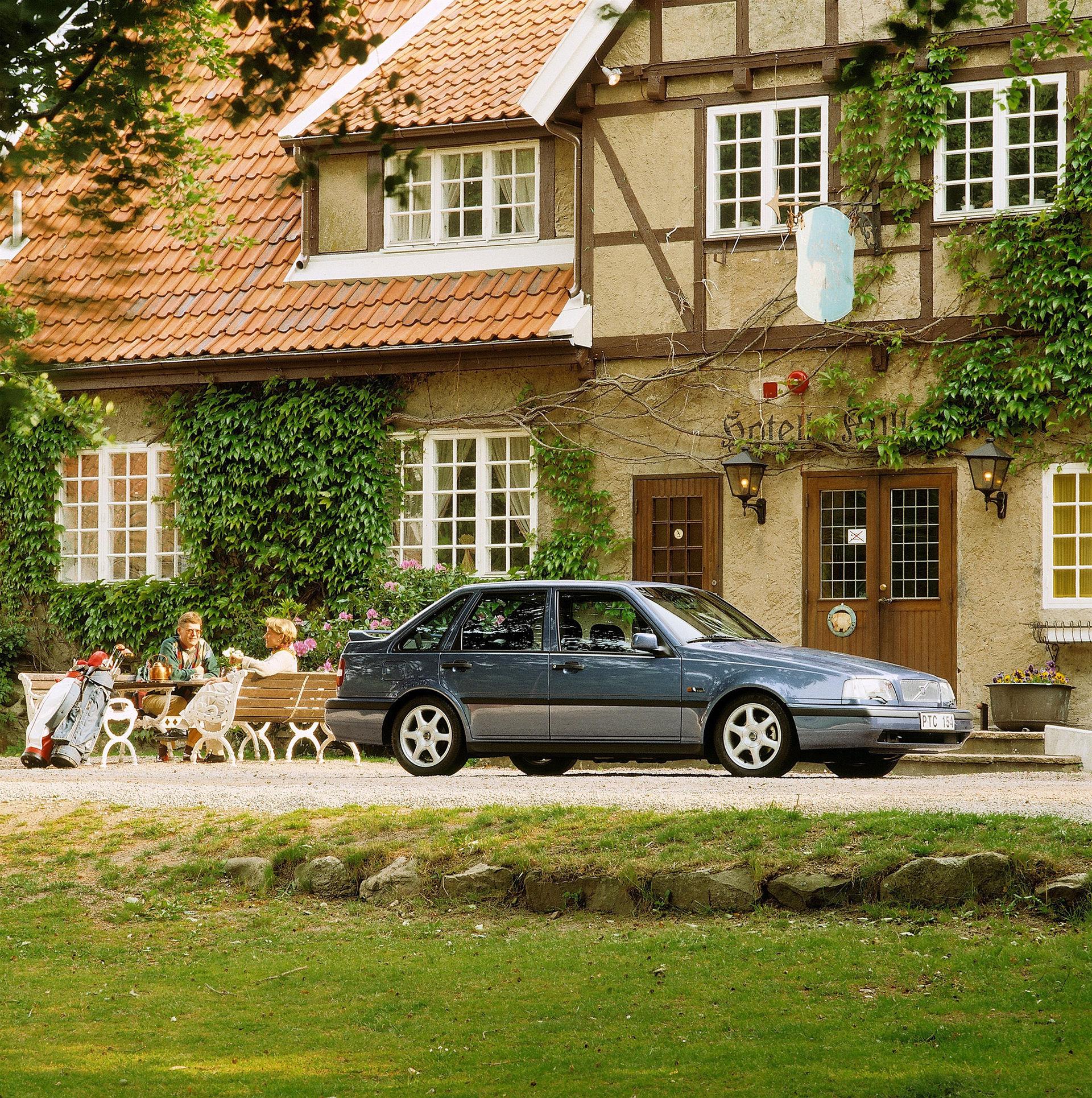 Tut i luren! Volvo 440 fyller 30 år