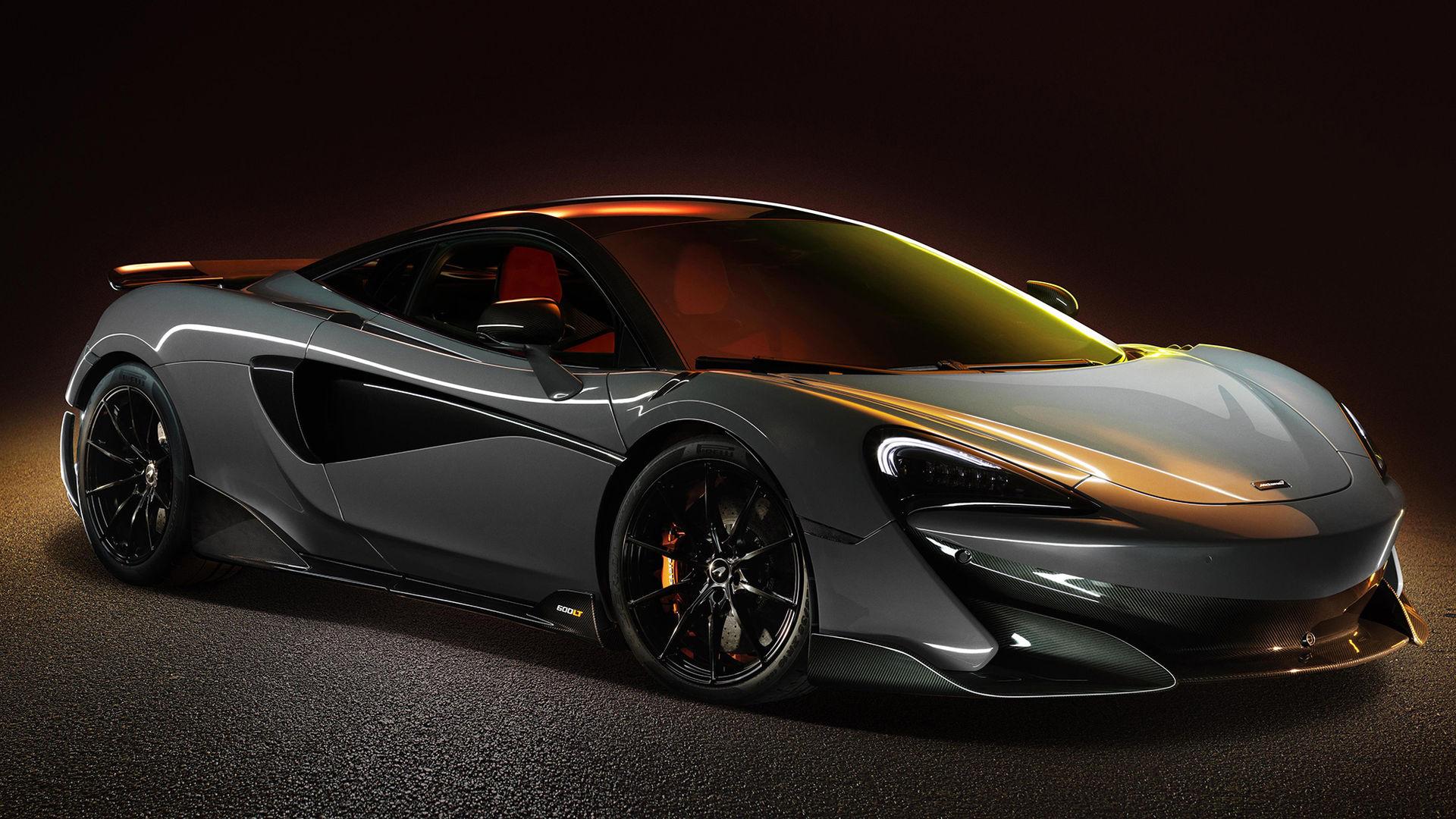 McLaren presenterar 600LT