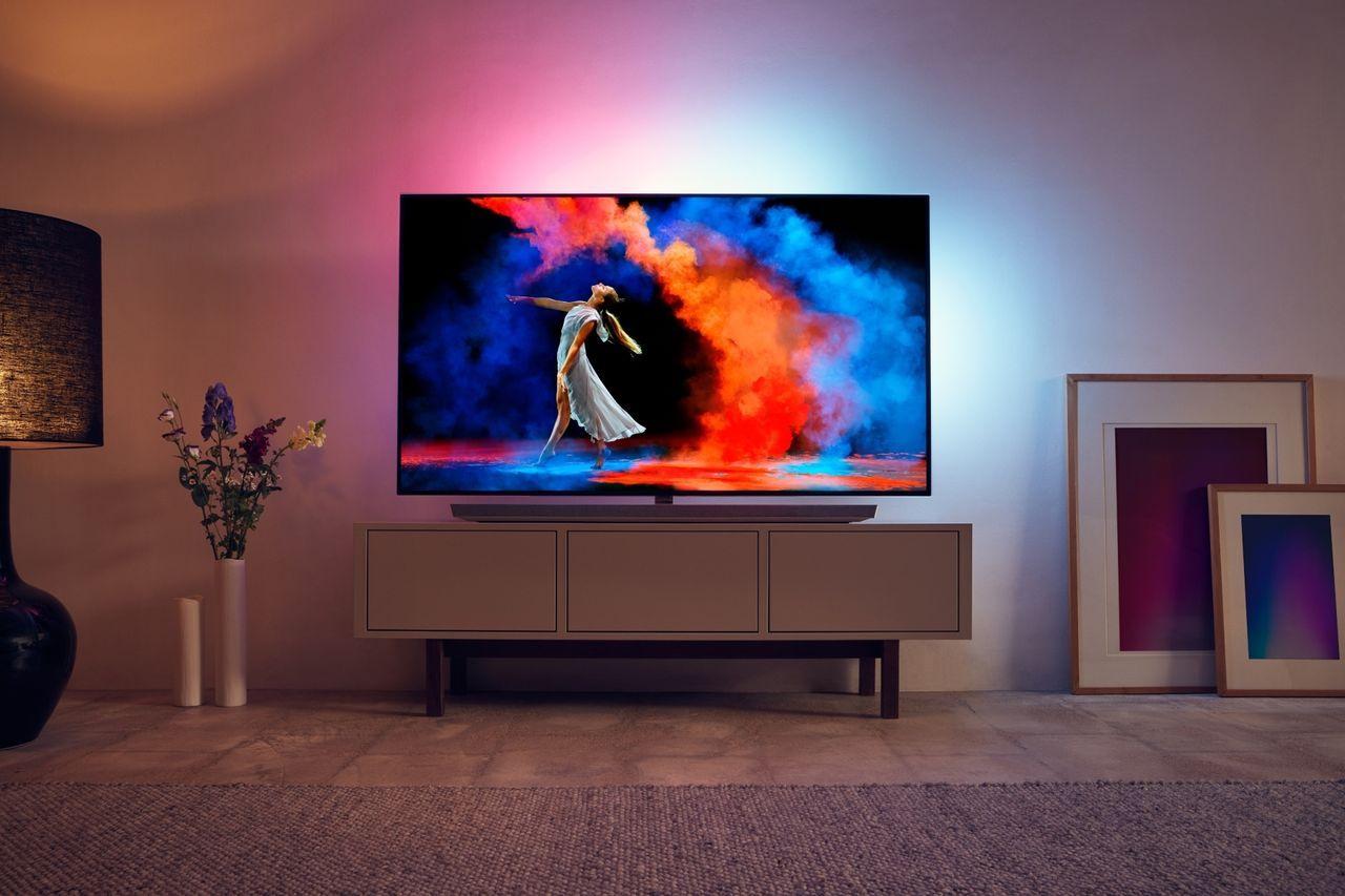 Android TV-enheter från Philips ryktas få Android 8.0