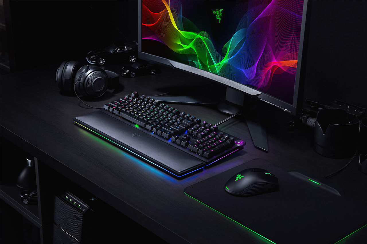 Razer presenterar Huntsman Elite
