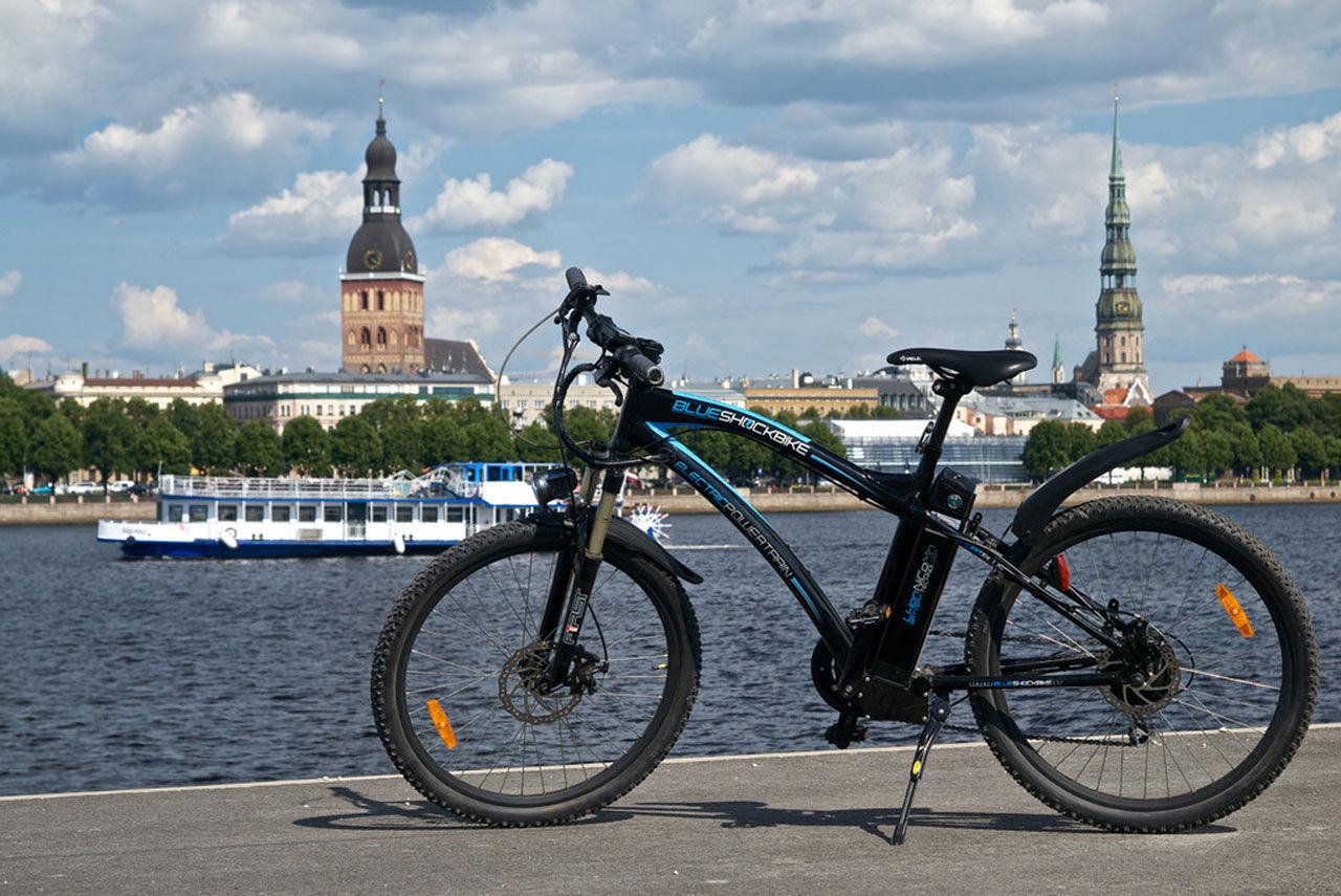 Elcykelpremie mest populär i Halland