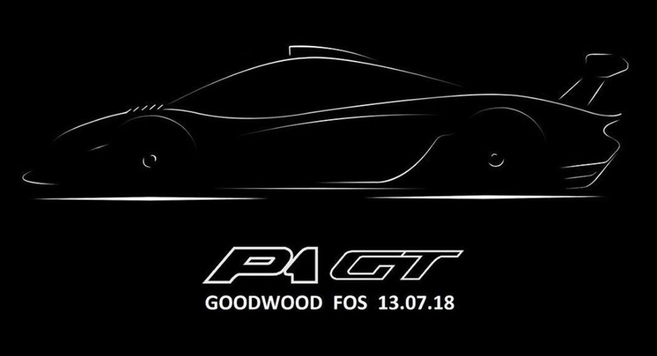 LT-version av McLaren P1 är på väg
