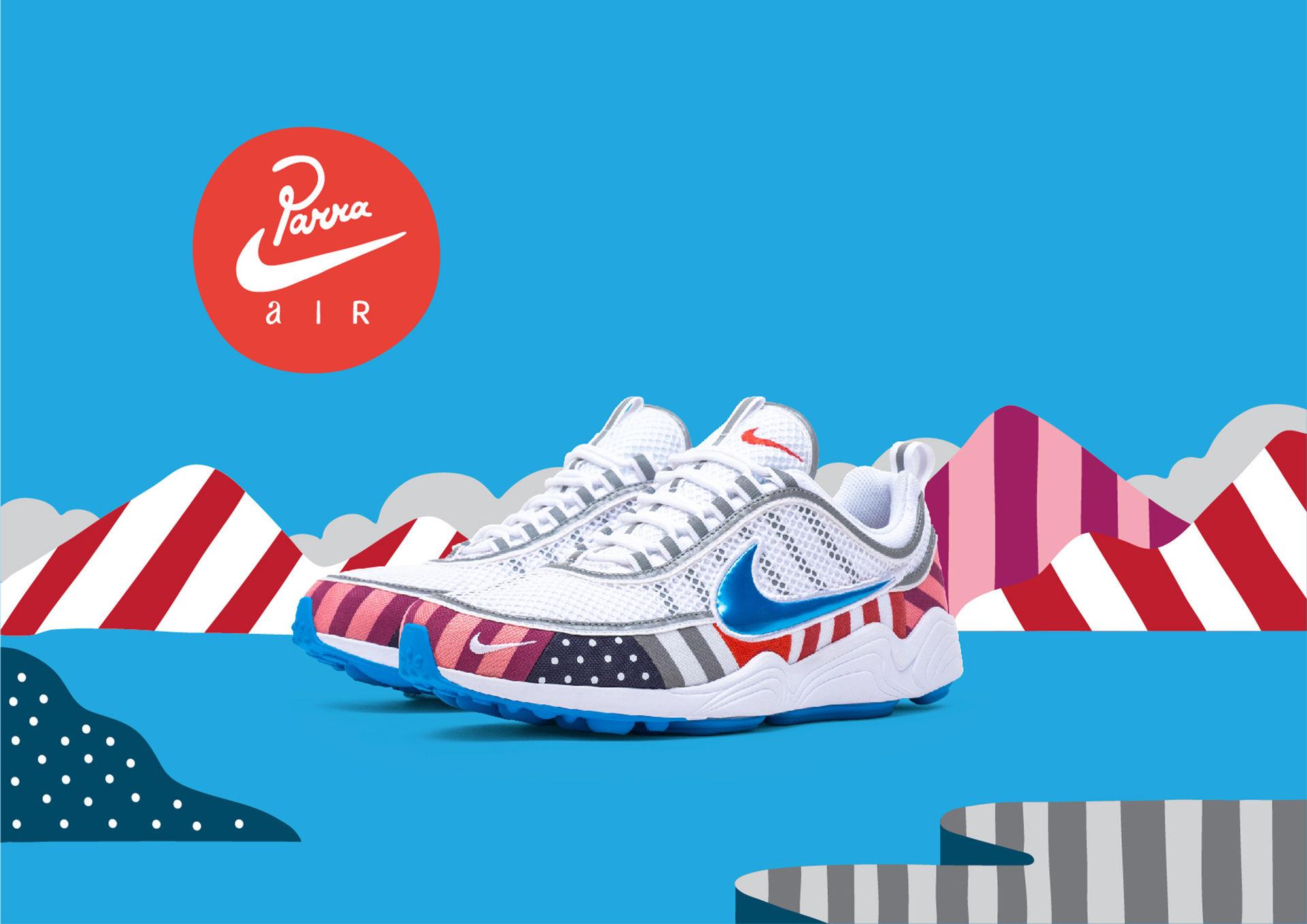 Nytt samarbete mellan Piet Parra och Nike