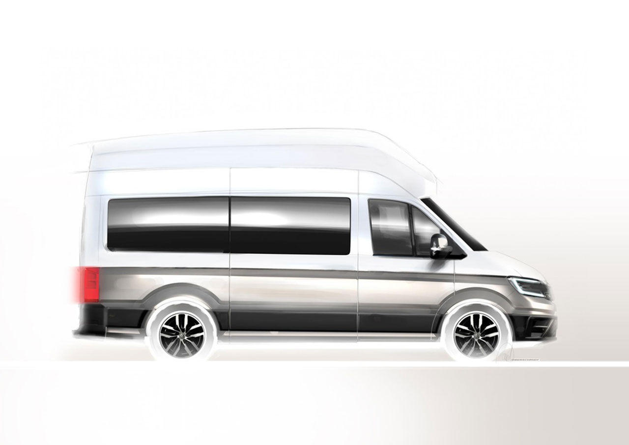 Volkswagen har ny husbil på gång