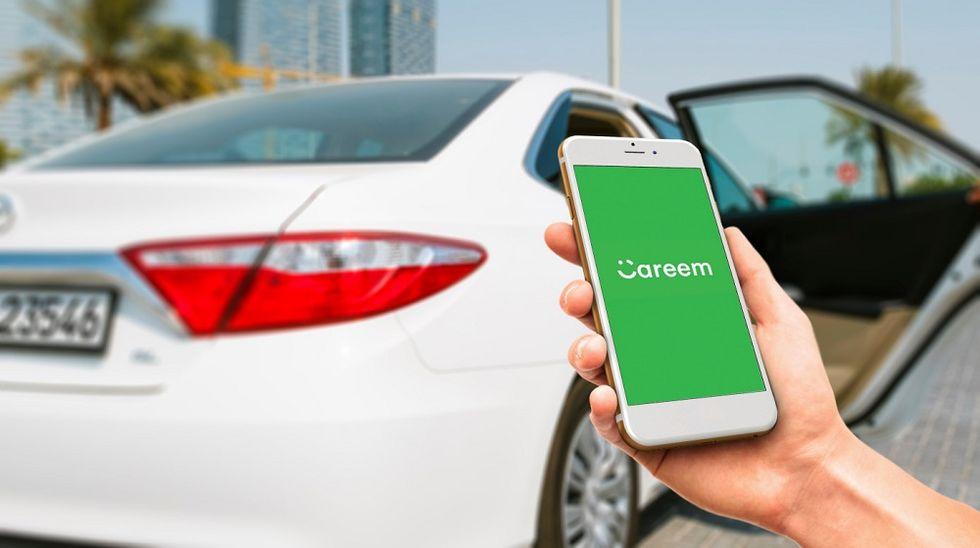 Uber funderar på att gå samman med Careem