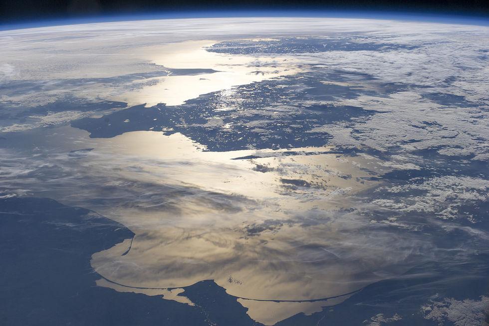 Syrehalten i Östersjön är den lägsta på 1500 år