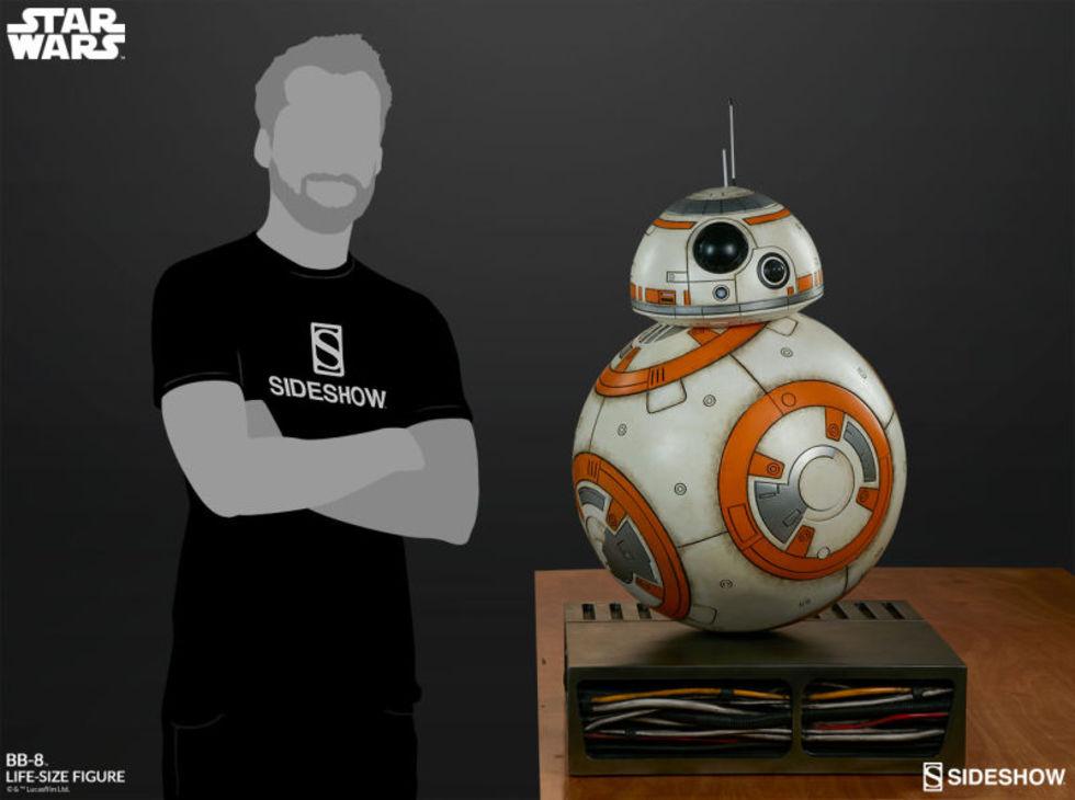 Snart kan du köpa egen BB-8 i naturlig storlek