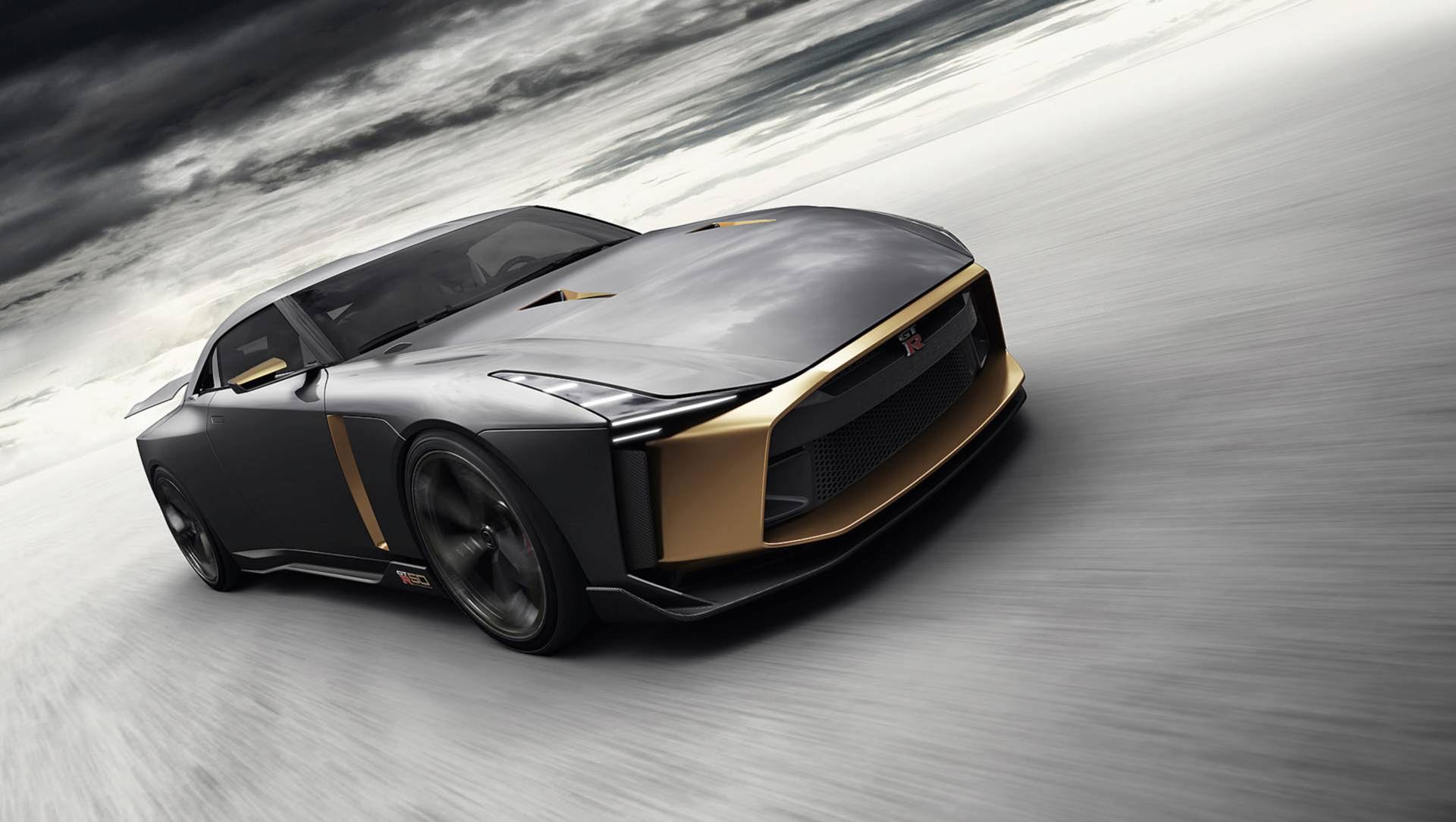 Nissan och Italdesign kanske kommer att tillverka GT-R50