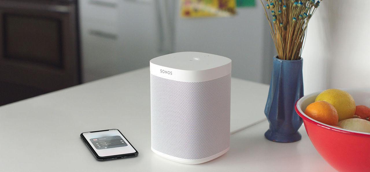 Sonos-högtalare får nu stöd för AirPlay 2