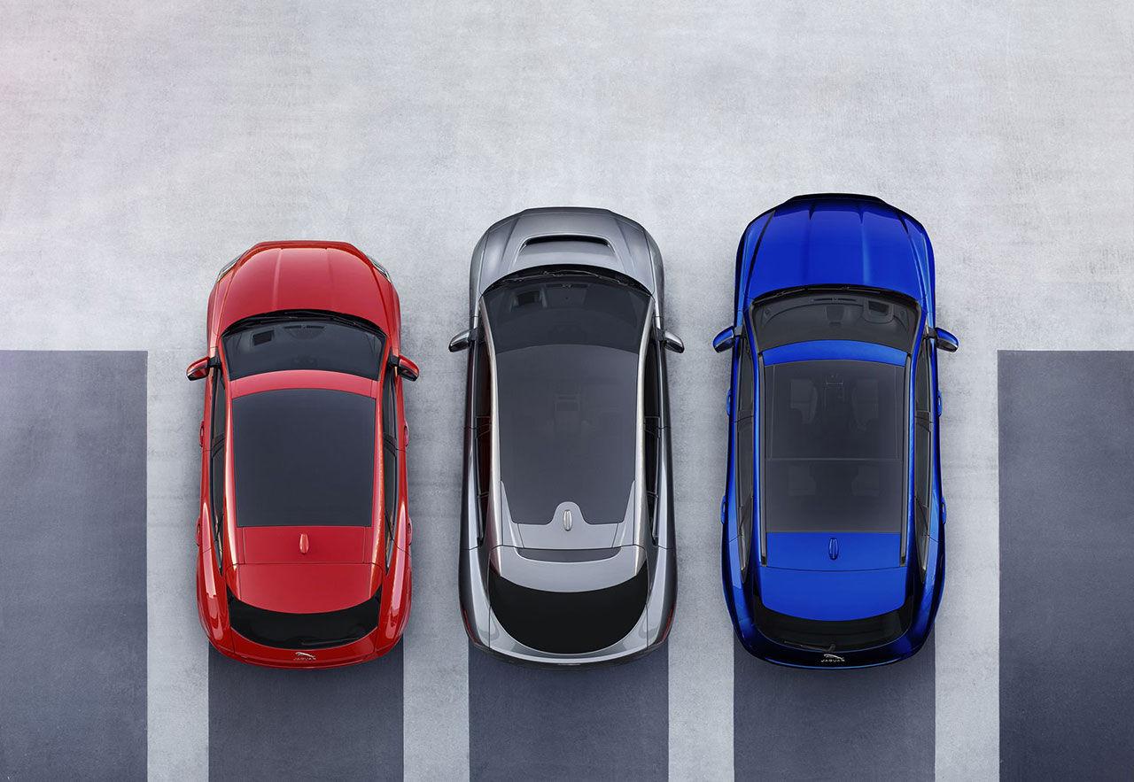 Jaguar söker varumärkesskydd för namnet C-Pace