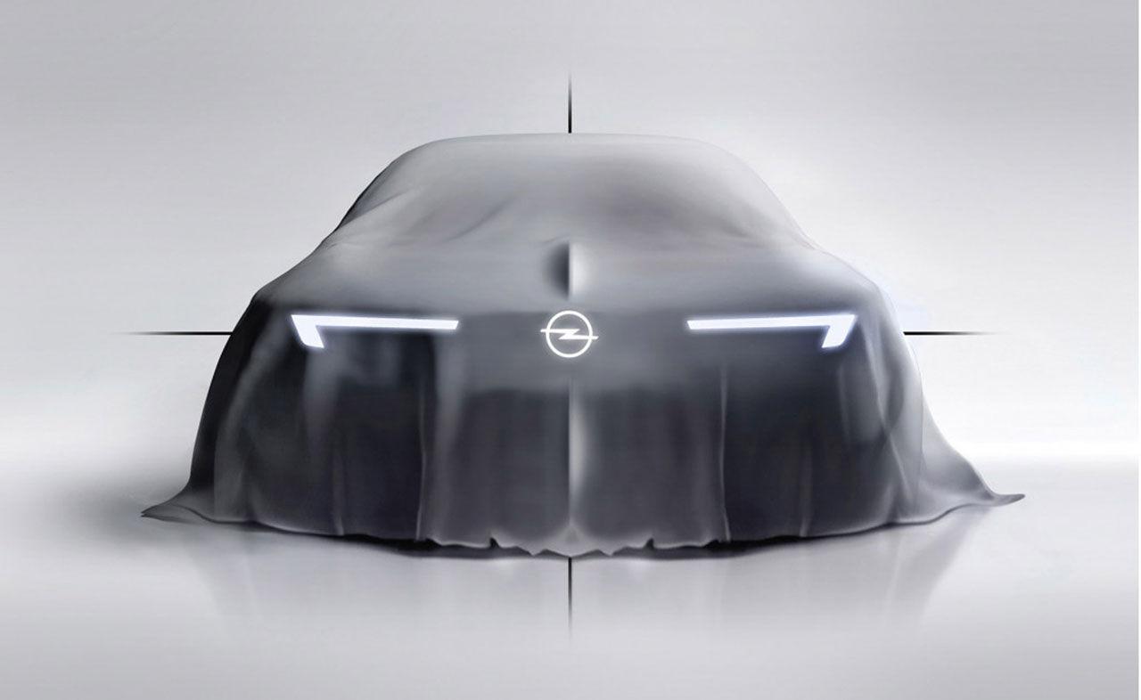 Opel har nytt designspråk på gång