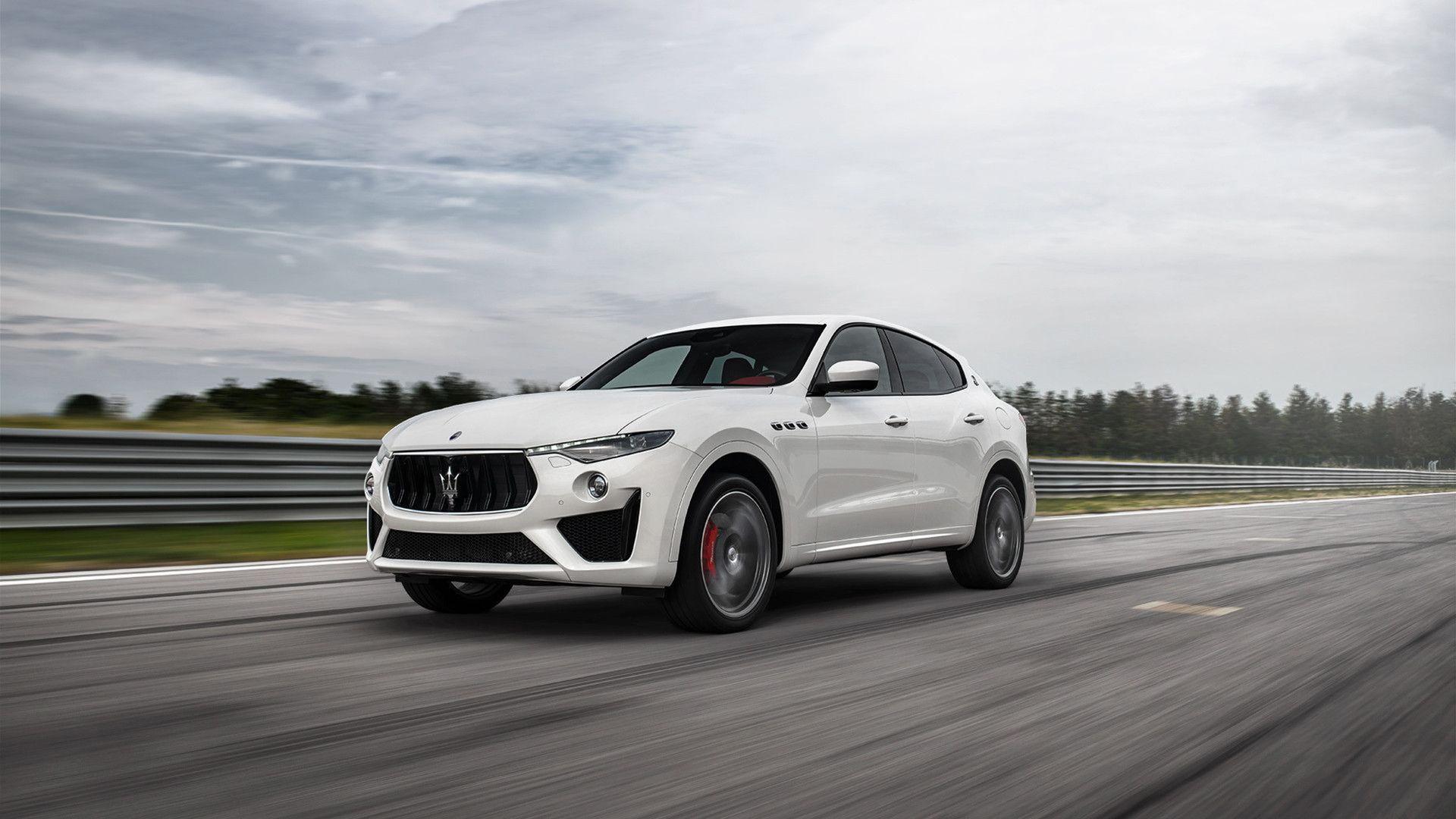 Maserati presenterar Levante GTS