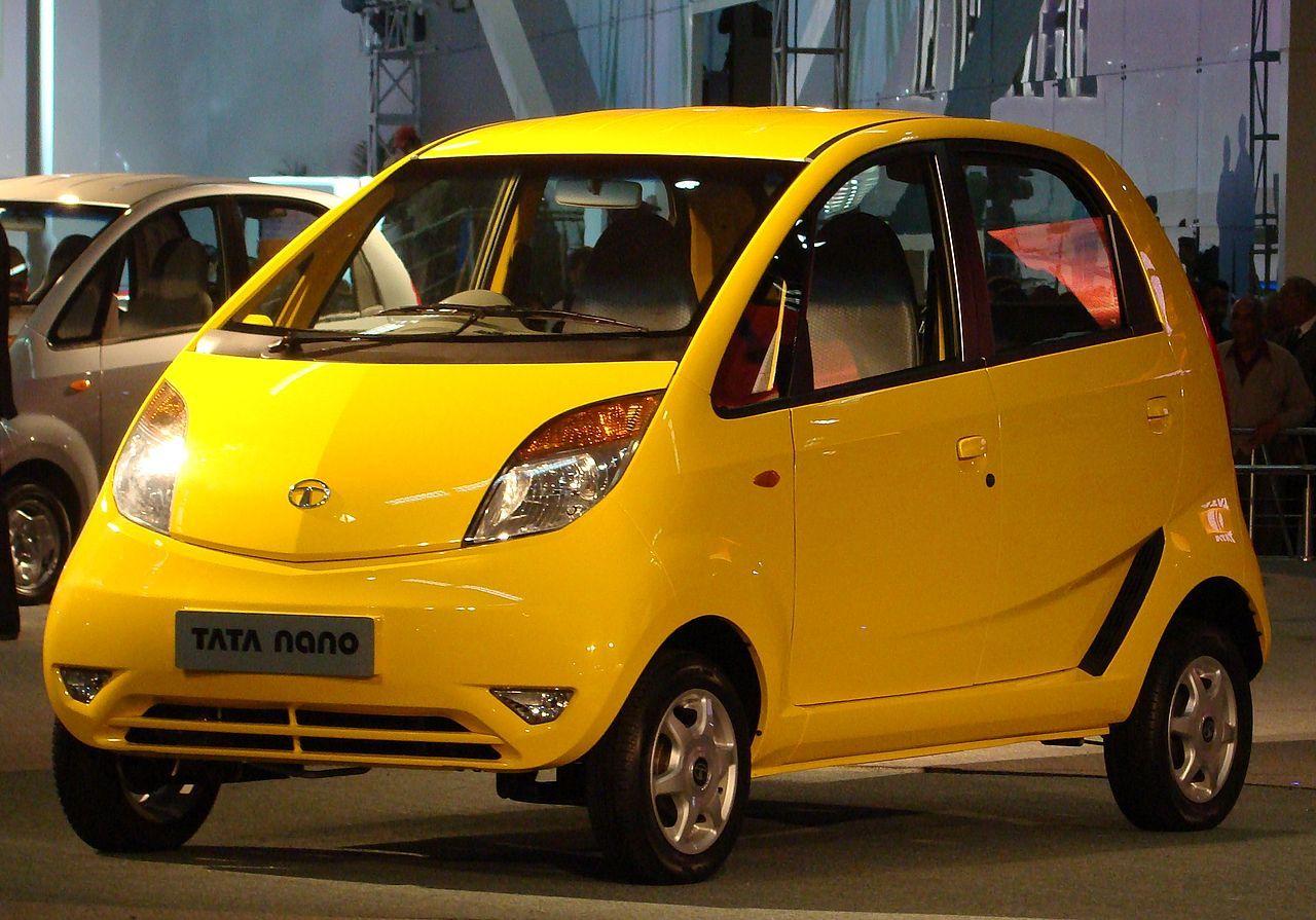 Hejdå Tata Nano