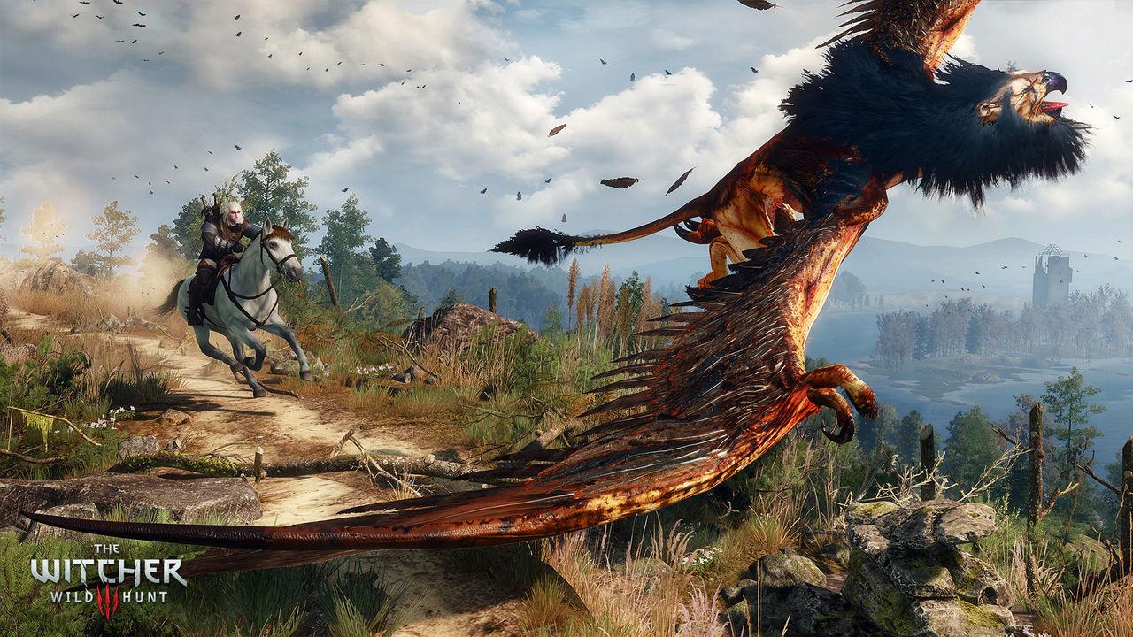 Witcher-brädspel släpps i augusti