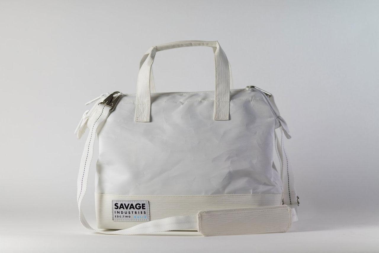 Adam Savage har tagit fram en ny väska