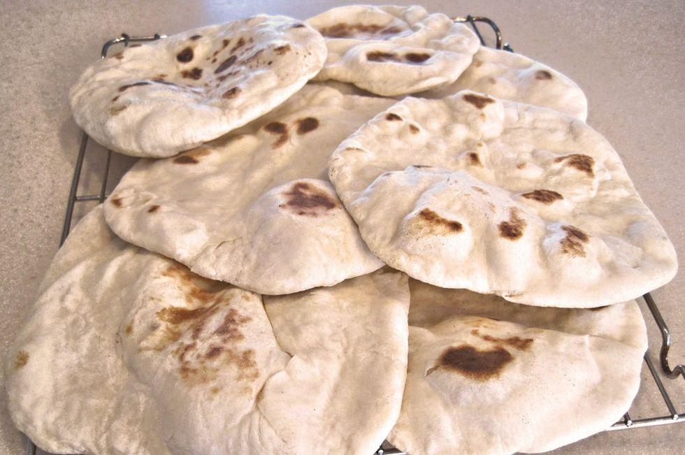 Världens äldsta bröd hittat i Jordanien