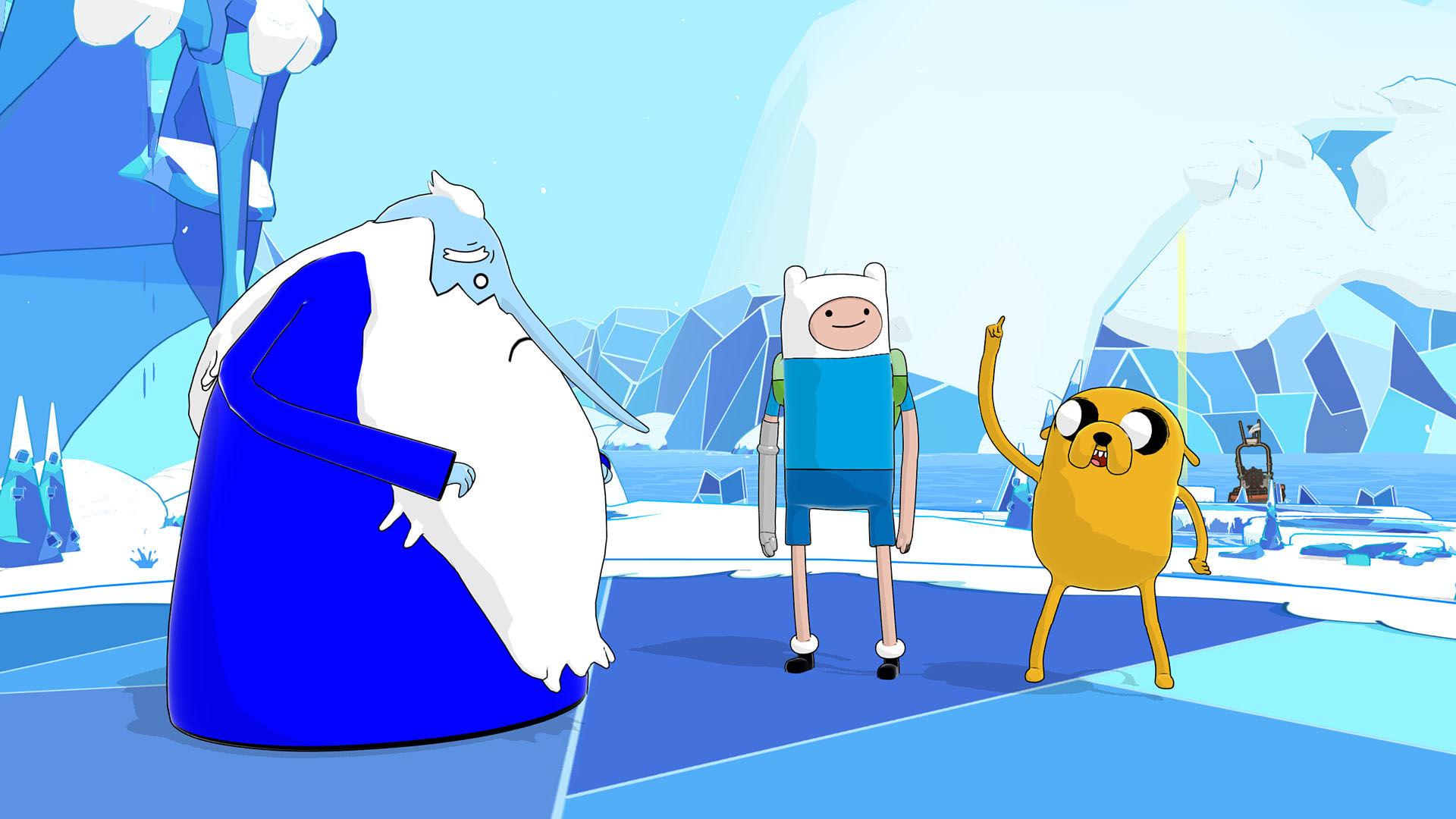 Vi har lirat Adventure Time: Pirates of the Enchiridion