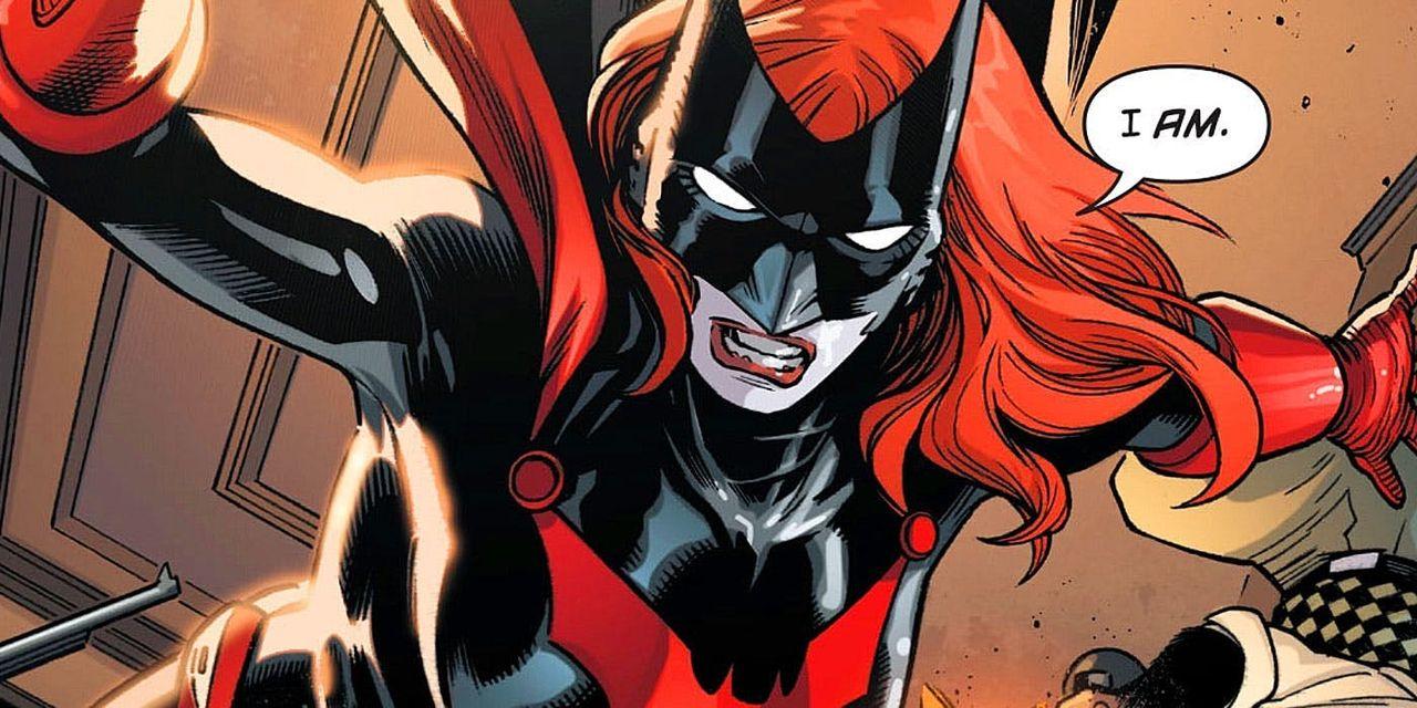 CW jobbar på Batwoman-serie