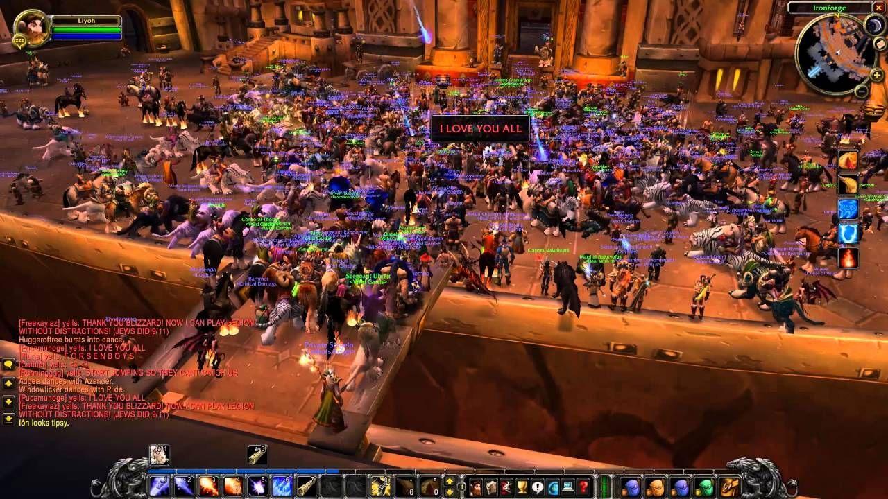Blizzard slopar licenskostnad i World of Warcraft