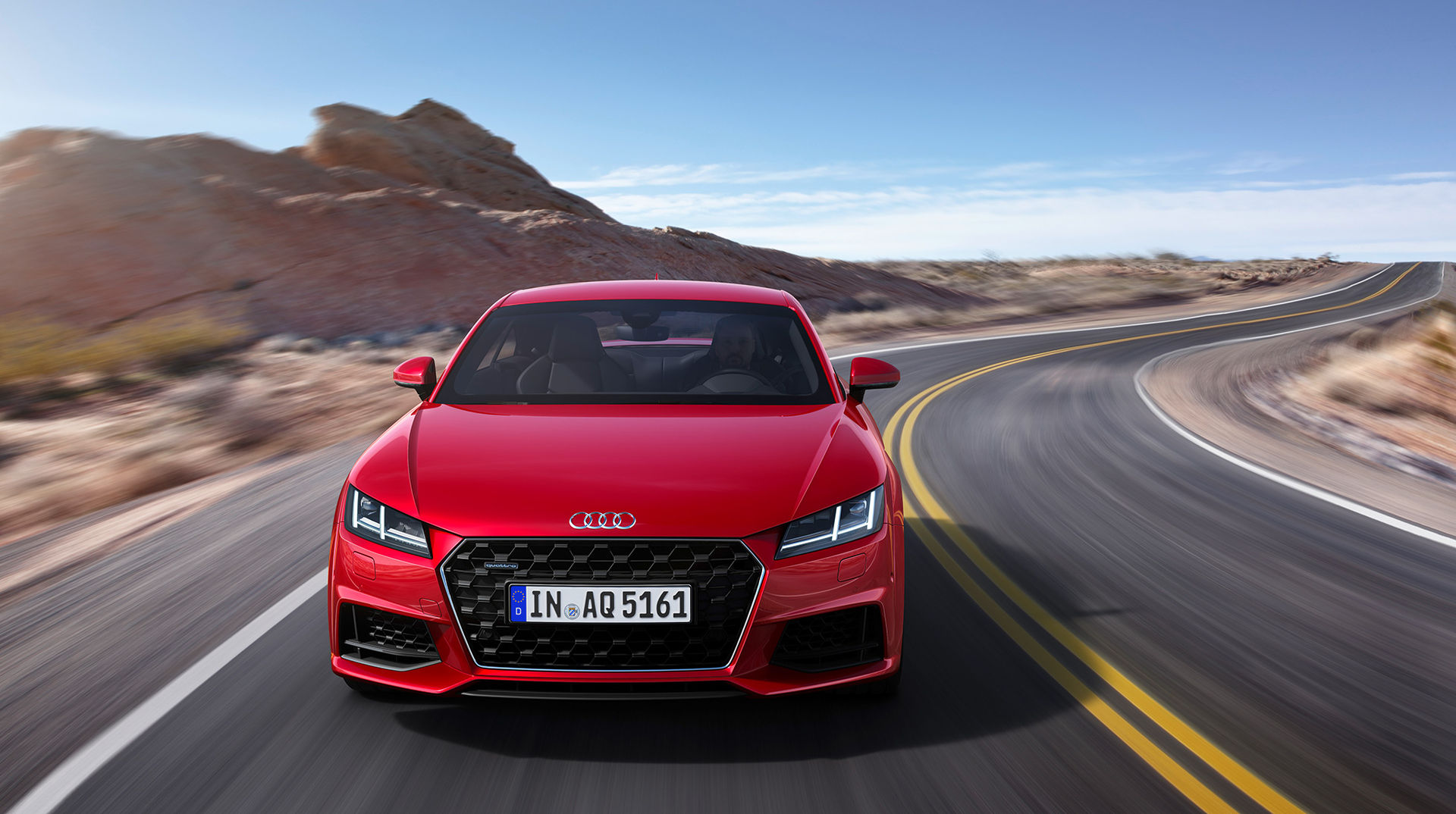 Audi presenterar skarpare TT