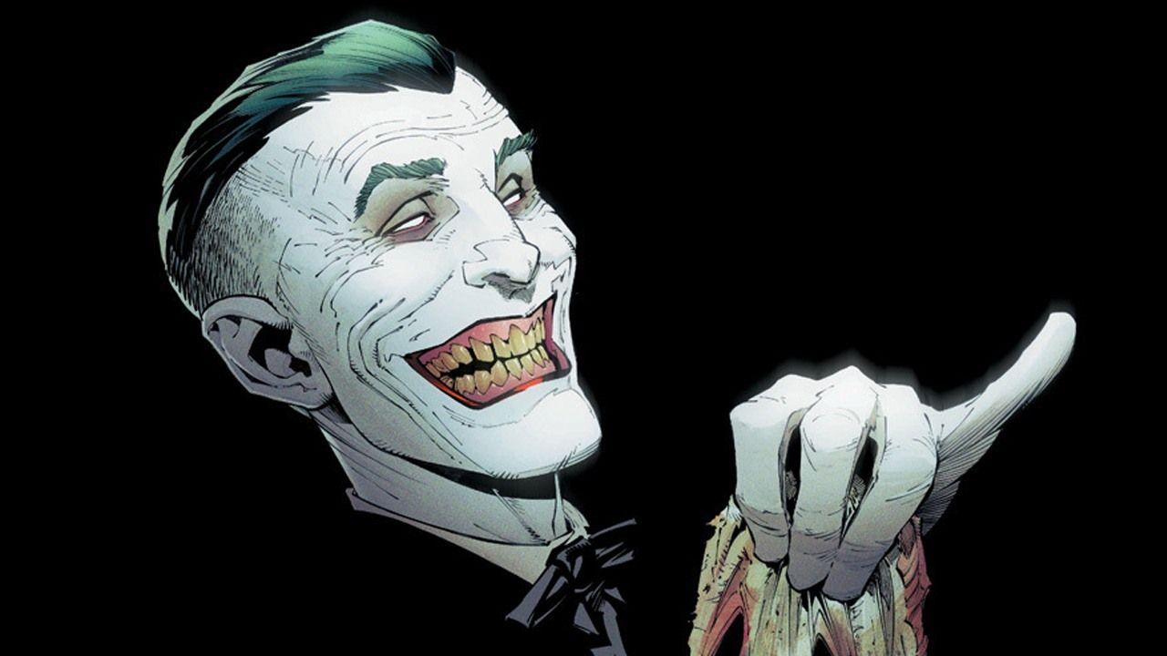 Jokern-filmen heter Joker