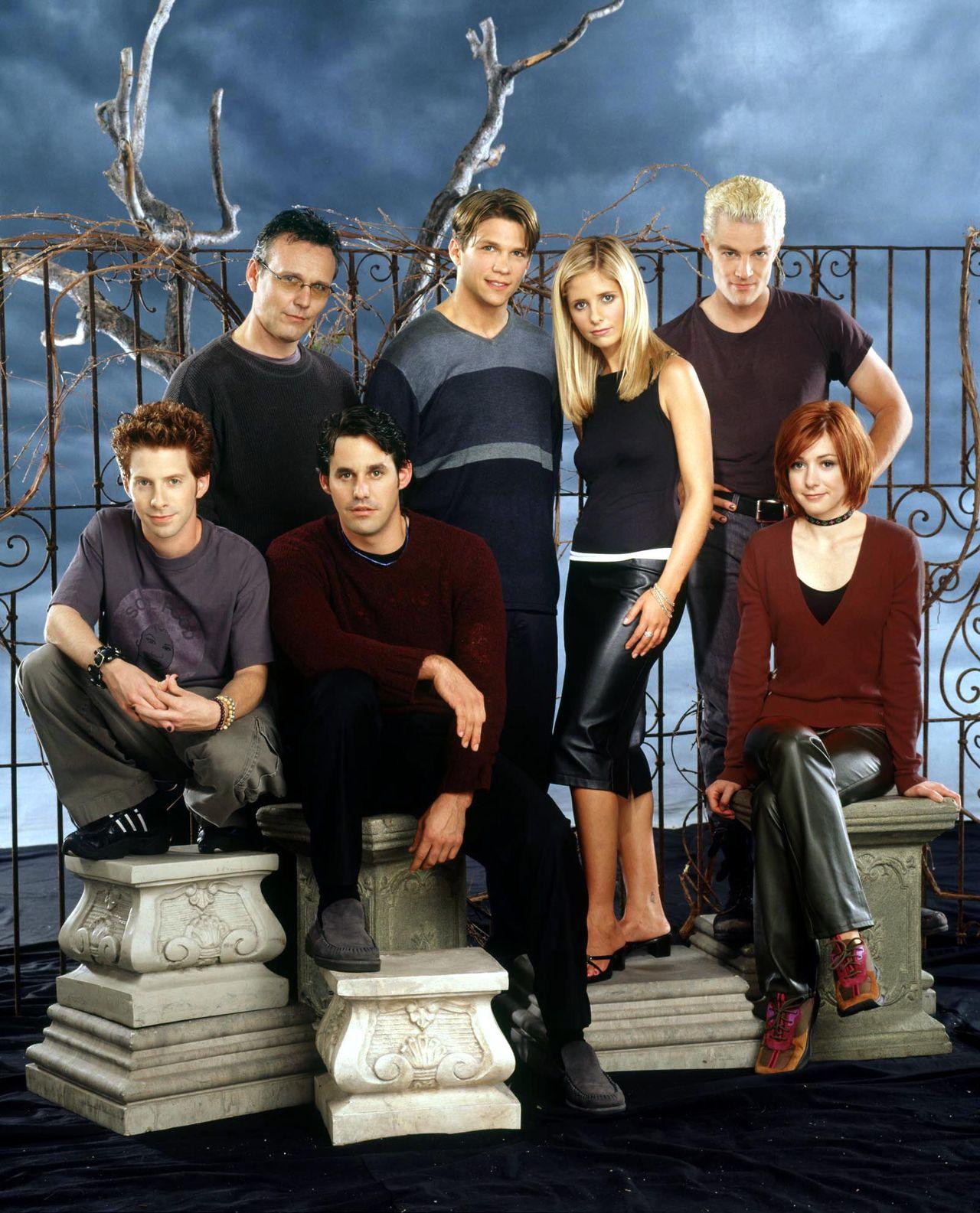 Joss Whedon rebootar Buffy the Vampire Slayer
