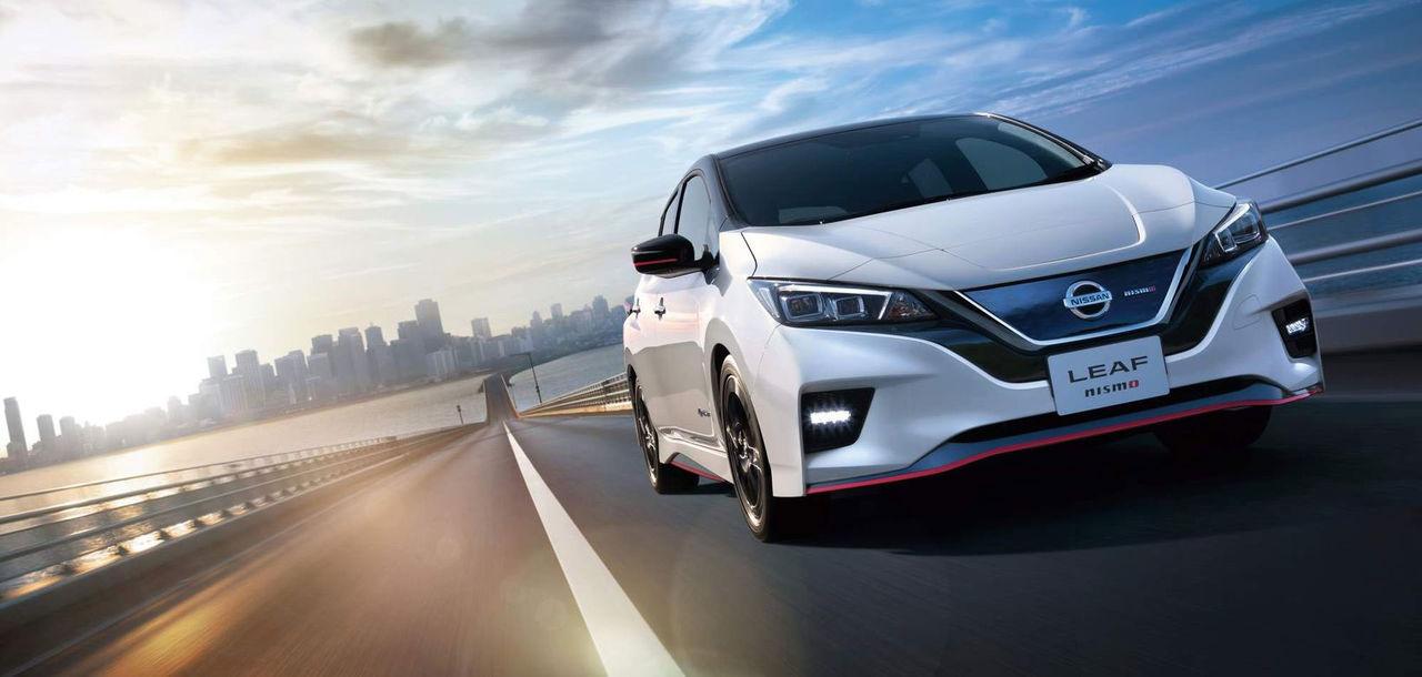 Nissan Leaf kommer i Nismo-version