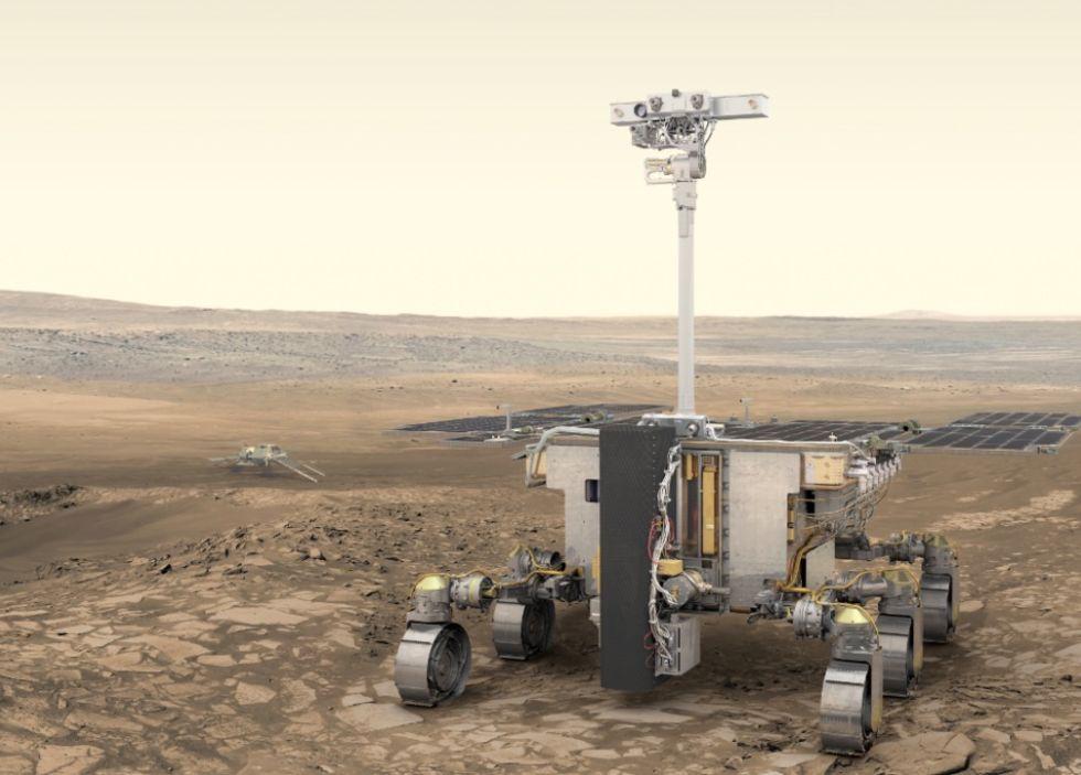 Nu kan du namnge Europas Mars-landare
