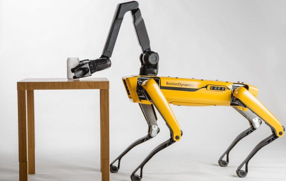Boston Dynamics ska bygga tusen robothundar om året
