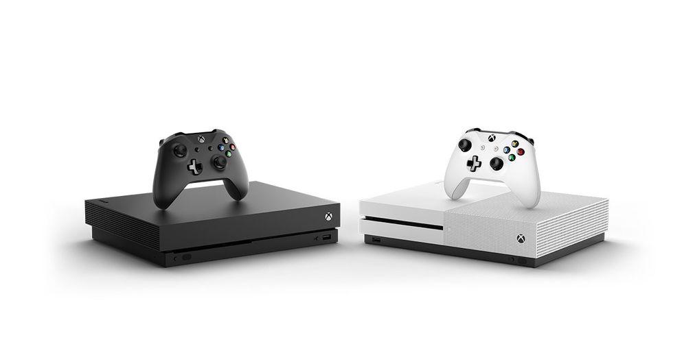 Microsoft ryktas släppa två nya Xbox-modeller