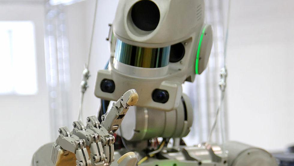 Ryssland funderar på att skickar robotar till rymden