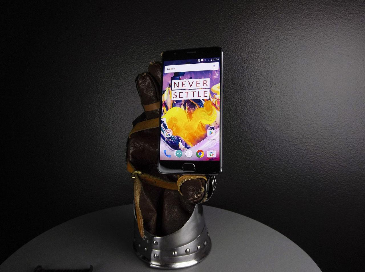 OnePlus 3 och 3T kommer få Android P