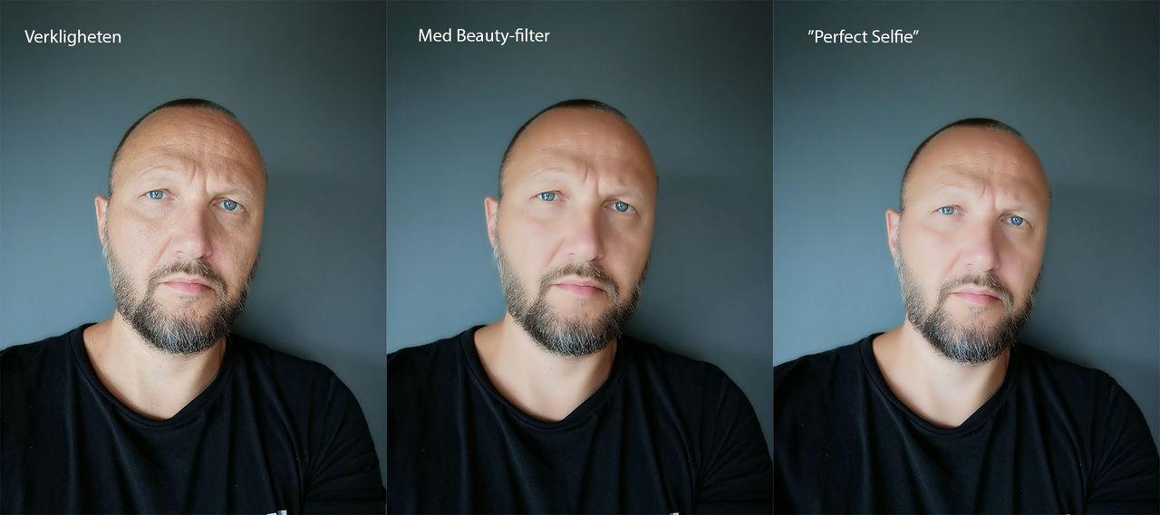 Retuscherade bilder bidrar till osunda skönhetsideal