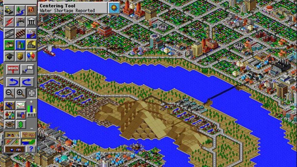 EA stänger ner SimCity 2000-klon på GitHub
