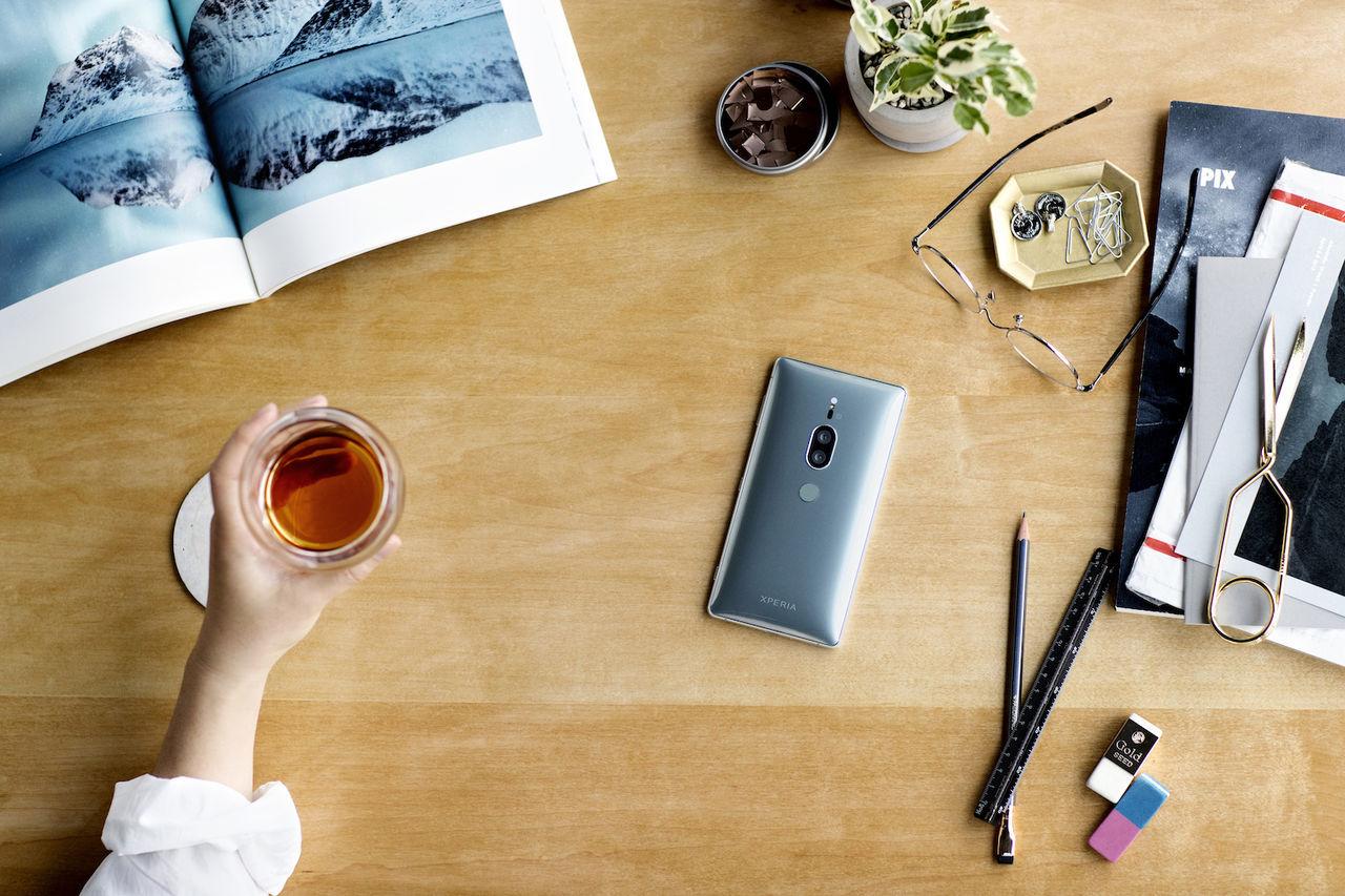 Sony sålde bara två miljoner telefoner förra kvartalet