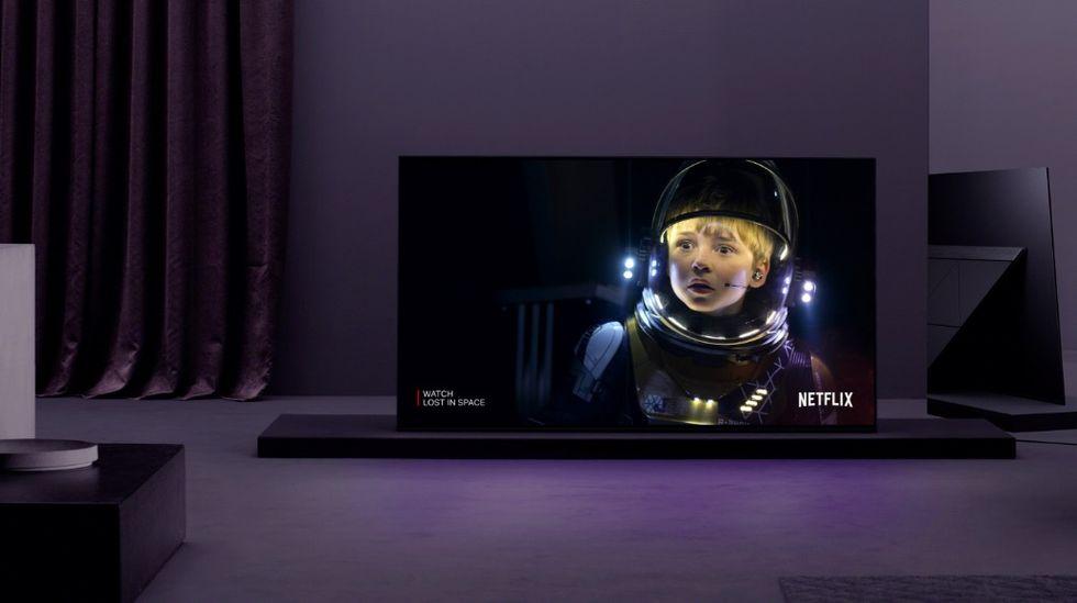 Sony inleder samarbete med Netflix