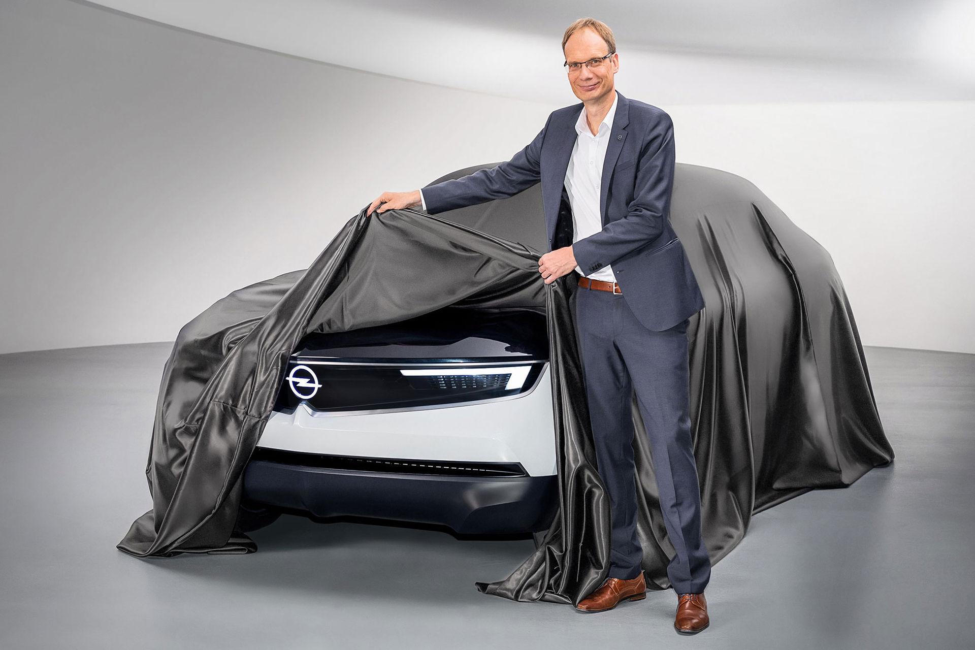 Det här är Opels nya ansikte
