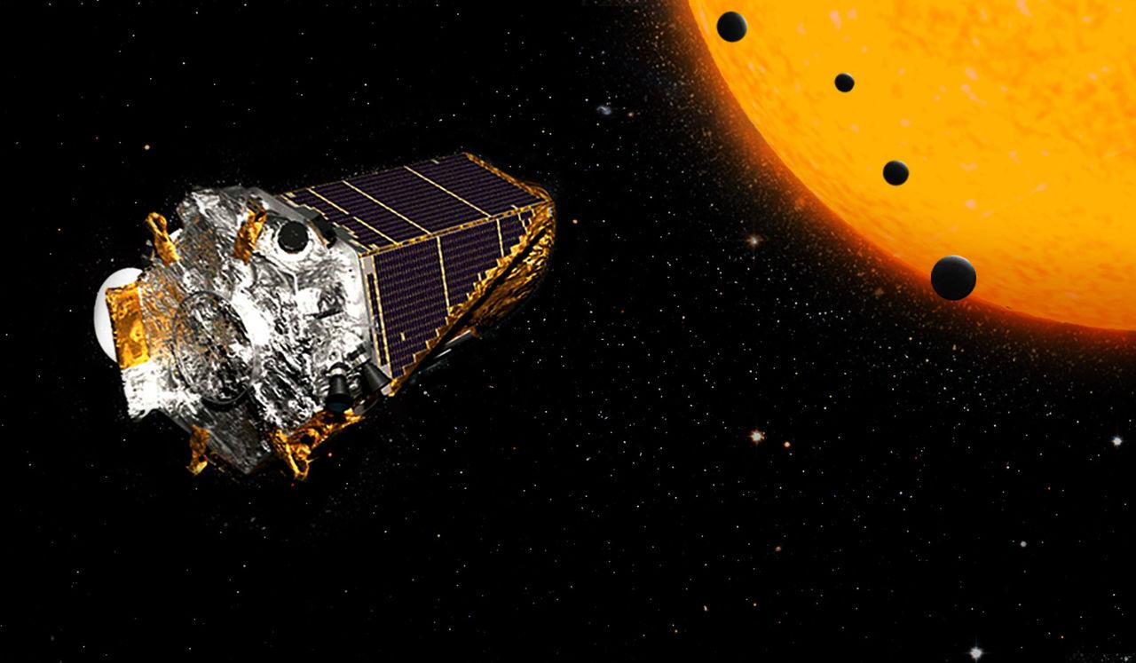 Kepler har vaknat