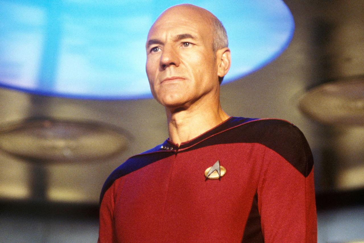 Patrick Stewart återvänder till Star Trek