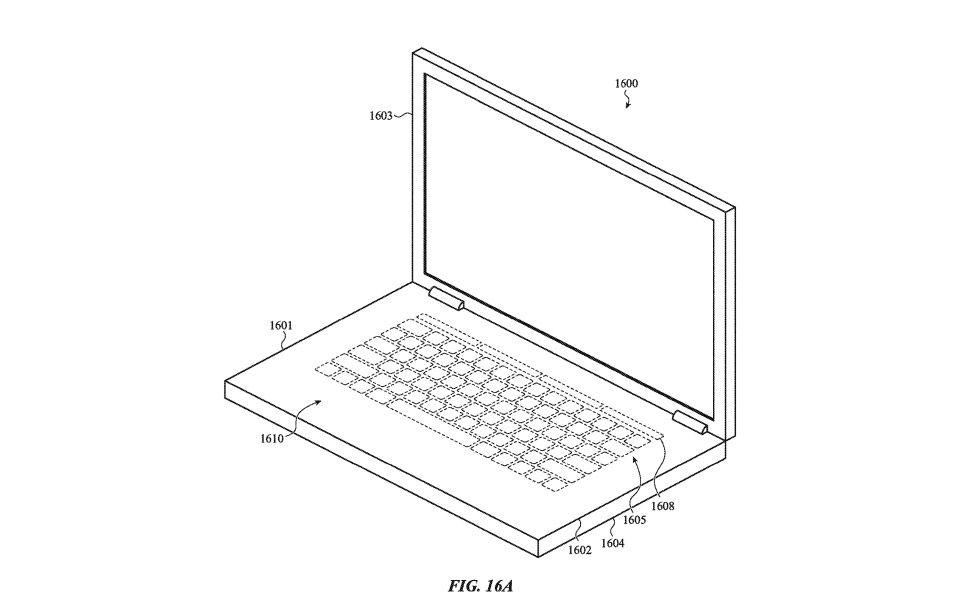 Blir det touch-tangentbord på framtida MacBooks?