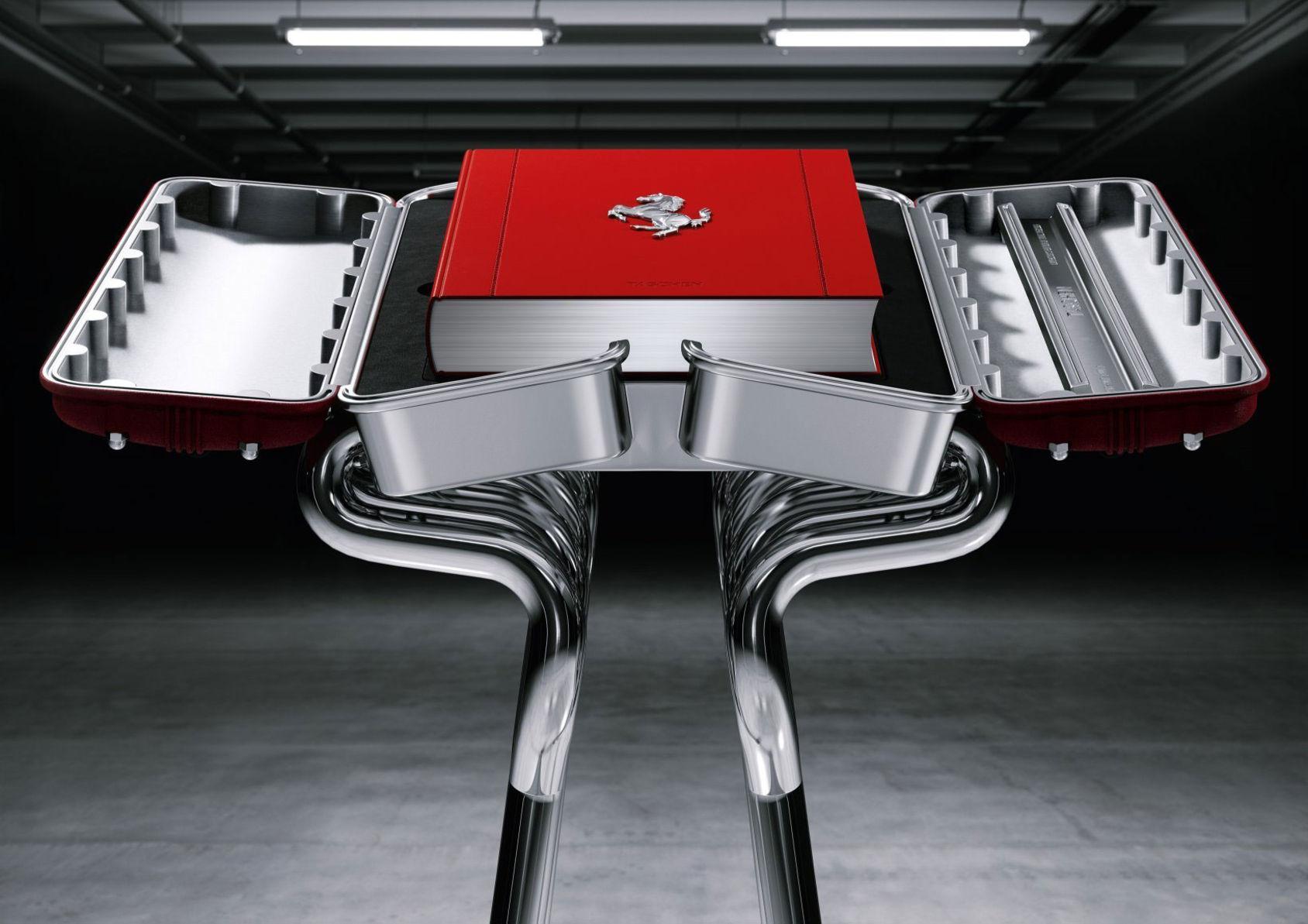 Boken om Ferrari kostar 25.000 dollar