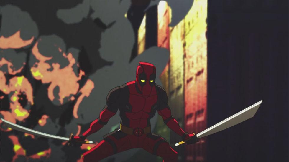 Marvel fimpade bröderna Glovers tecknade Deadpool-tvserie