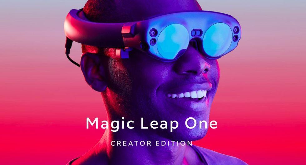 Nu börjar Magic Leap säljas