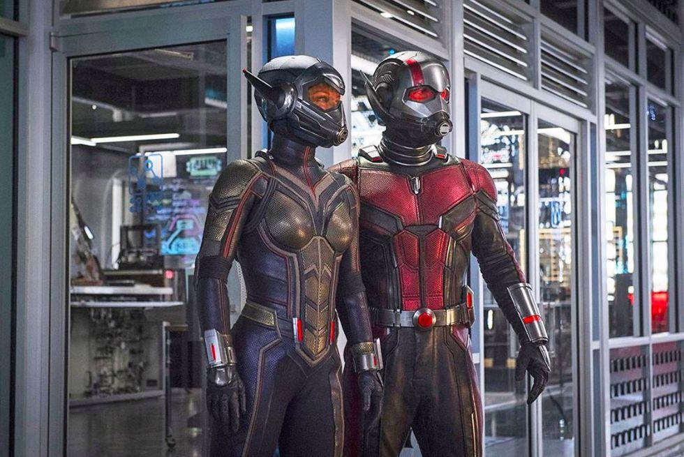 Ant-Man and The Wasp blir den sista Marvel-filmen på Netflix