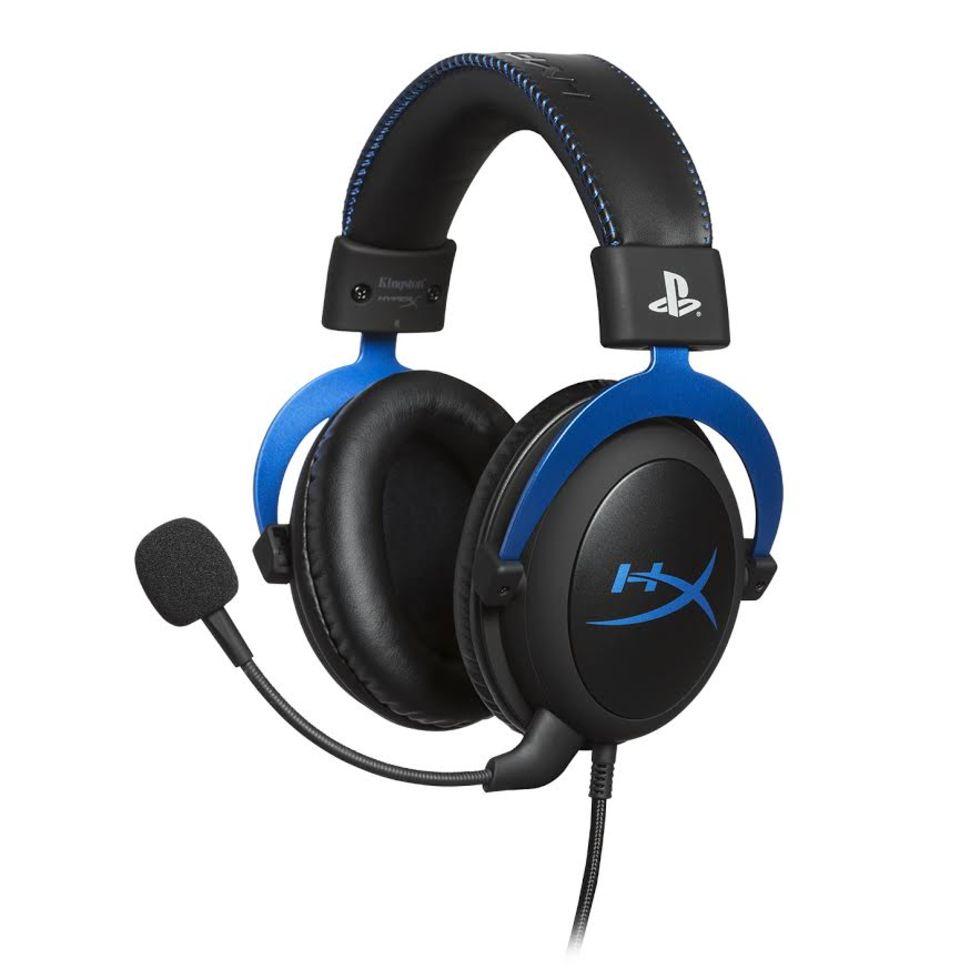 HyperX lanserar gamingheadset licensierat för PlayStation 4