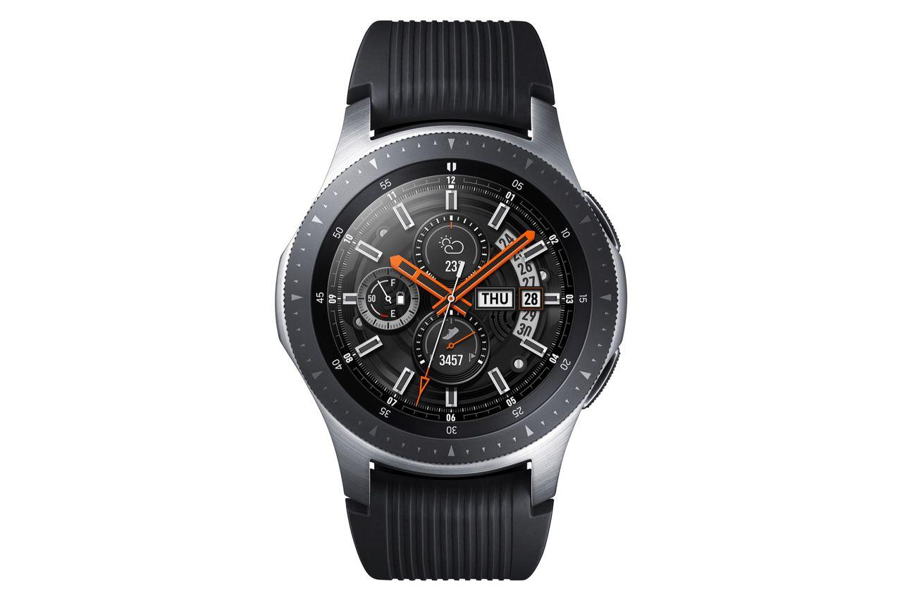 Det här är Galaxy Watch