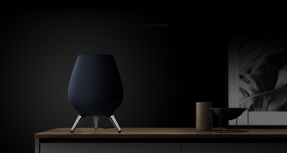Galaxy Home utmanar Echo, Home och HomePod