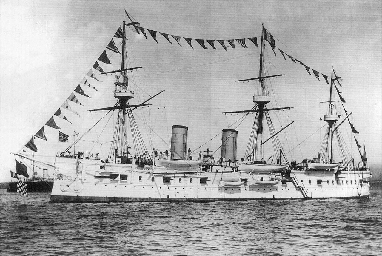 Ryskt skeppsvrak med guld verkar ha varit en bluff