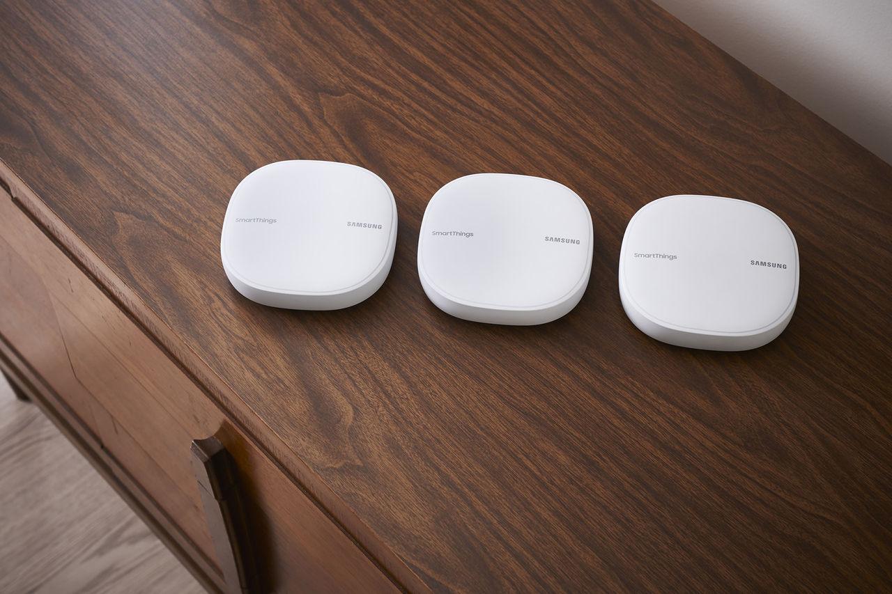 Samsung presenterar SmartThings WiFi