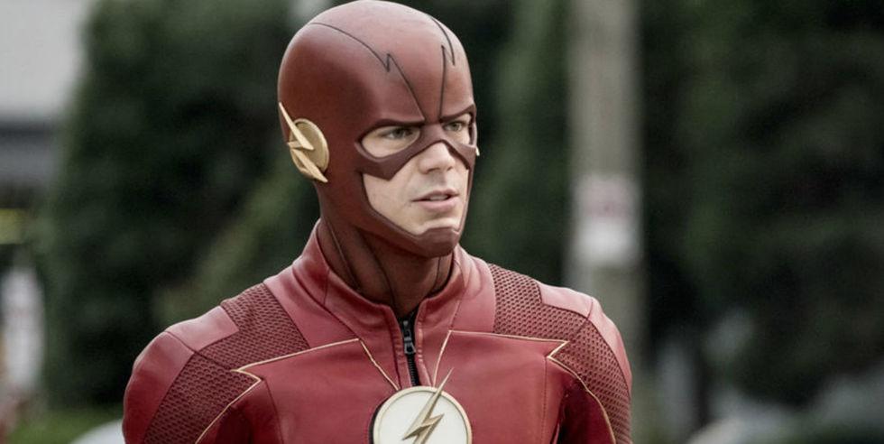 The Flash har fått en ny dräkt